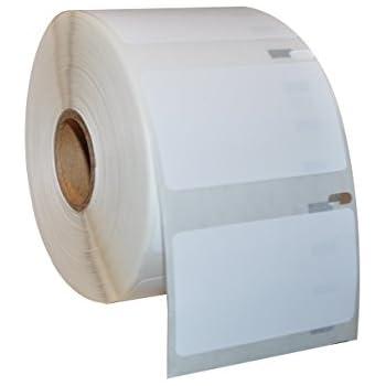 Compatibile per Dymo 11351 Termico Bianco Etichette di indirizzos Confezione da 10
