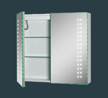 "Ancona"" – LED Bathroom LED Mirror Cabinet Illuminated Mirror – on white bathroom cabinets, oak bathroom cabinets, bathroom furniture, bathroom color cabinets, bathroom cubby cabinets, bathroom paint cabinets, small bathroom cabinets, bathroom cabinets with knobs, bathroom tv cabinets, black bathroom cabinets, unfinished bathroom cabinets, bathroom product storage, bathroom floor cabinets, bathroom accessories, living room cabinets, modern bathroom cabinets, bathroom mirrors 3 4"" x 42, bathroom cabinets product, bathroom design, bathroom lighting,"