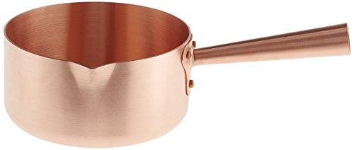 Mauviel Made In France M'passion 2194.20 3.7-Quart Copper Sugar Sauce Pan