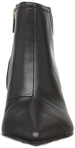 Tommy Hilfiger - F1285lora 1a, Stivali bassi con imbottitura leggera Donna Nero (Nero (black 990))