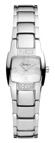 ORPHELIA 143-2612-88 - Reloj unisex de cuarzo, correa de acero inoxidable color varios colores