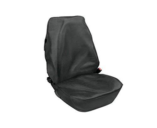 Schonbezug Sitzschoner - Werkstatt Sitzbezug. Langlebige Kunstleder mit zwei Befestigungshaken Wasserdicht und Ölbeständig.