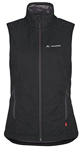 VAUDE veste sans manches pour femme women's freney vest iI Noir - noir