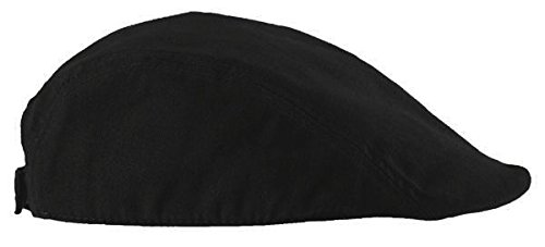 Casquette Swing casquette de sport casquette avec visiere (taille unique - noir)