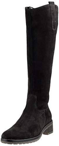 Gabor Shoes Damen Fashion Stiefeletten, Schwarz (Anthrazit) 80, 38.5 EU