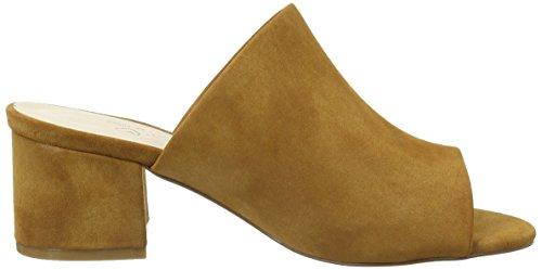 Shoes Pantoletten Braun Another Damen Miae1 Of tan986 Pair EwnqBzZ