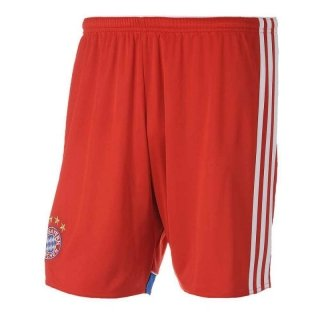 adidas Jungen Spieler-Shorts FC Bayern München Heim, Fcb True Red/Collegiate Royal/White, 176, F48532