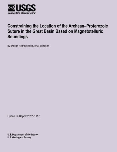 Constraining the Location of the Archean?Proterozoic Suture in the Great Basin Based on Magnetotelluric Soundings por U.S. Department of the Interior