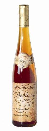 Alter Weinbrand Debussy V.S.O.P 0,7 l | gold-prämierter Weinbrand mit intensivem Geschmack |...