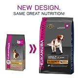 Eukanuba Dog Adult Lamm & Reis Kleine und mittlere Rasse 2.5kg