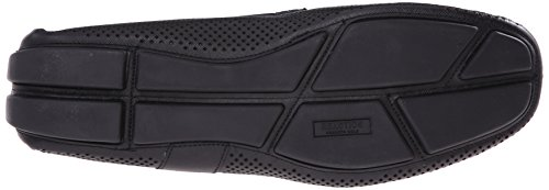 Kenneth Cole Reaction Next Step Hommes Cuir Mocassin Black