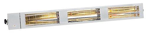 Infrarot Heizstrahler Low Glare SMART IP24 MULTI 6000 Watt in Weiß