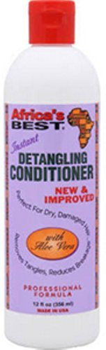 Africa's Best Instant Detangling Conditioner, 12 oz by Africa's Best