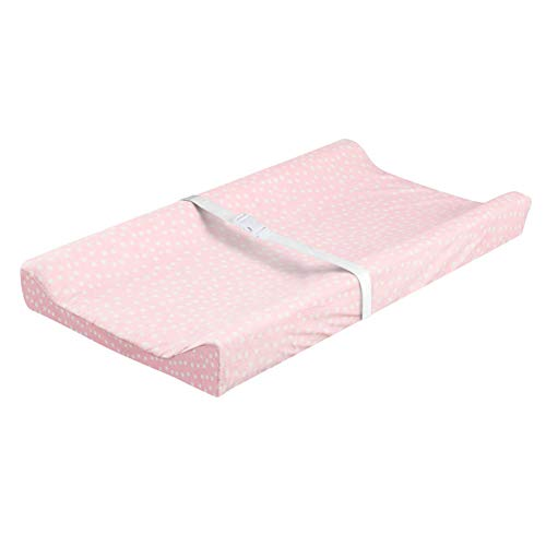 Tables à langer Bébé unisexe imperméable de matelas à langer avec les bords augmentés, protection d'urine de couche-culotte contournée infantile portative pour la maison et le voyage, portant 20kg