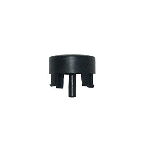 Hartan Knopf für Fußkastenverstellung schwarz
