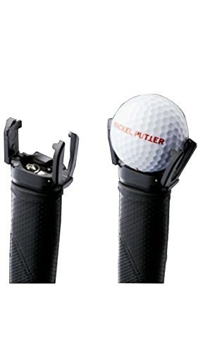 8 PCS Golf Ball Pick Up Retriever Grabber Back Saver Claw Put On Putter Grip by GCA