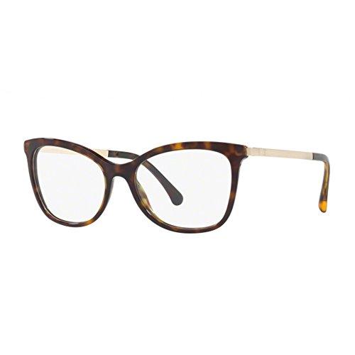 Chanel ch3365 c714 cal.54 occhiale da vista havana eyeglasses sehbrille donna