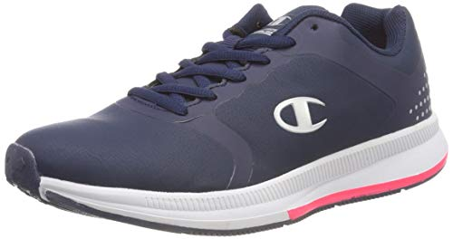 Champion Low Cut Shoe Lyte Pu, Scarpe da Trail Running Donna, Blu (NNY Bs501), 38 EU