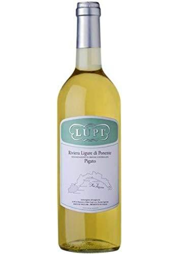 Lupi - Pigato Dop - 3 Bottiglie da 0,75 lt.