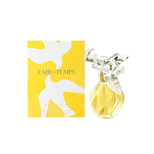Nina Ricci L' Air du Temps femme / woman, Eau de Toilette, Vaporisateur / Spray 30 ml, Glasflasche, 1er Pack (1 x 30 ml) -