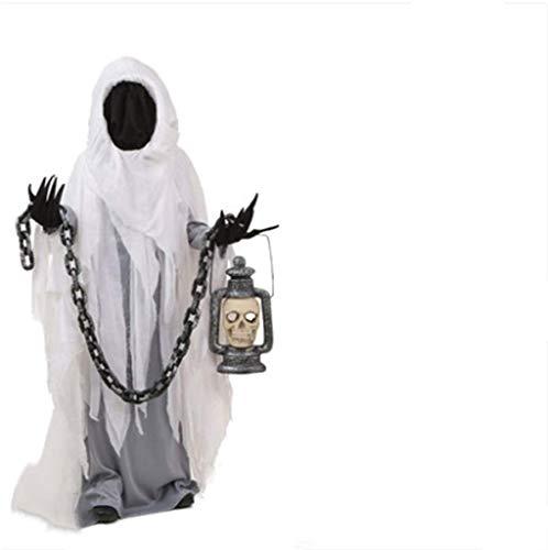 Jungen Headless Kostüm - DXXMD Halloween Kostüm Männlicher Teufel Vampir