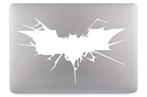 Batman Symbol Apple MacBook Air Pro Aufkleber Skin Decal Sticker Vinyl (13