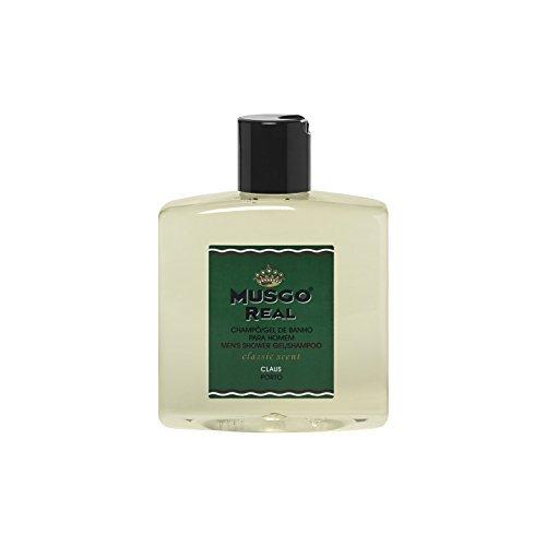 Musgo Real Claus Porto Gel douche et shampoing Senteur classique 300 ml