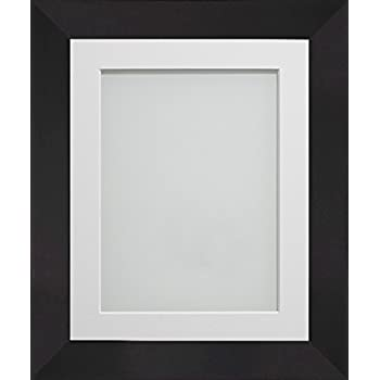 Classic by Casa Chic Solid Wood A1 Photo Frame White Picture Frame ...