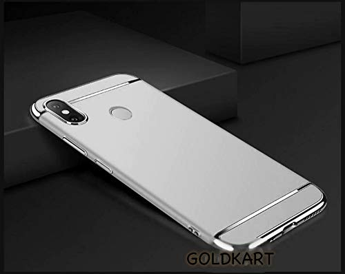 sports shoes c4c9f efd6a GoldKart *3-in-1 Dual Layer Thin Back Cover Case for Mi Redmi Note 5 Pro