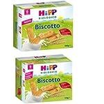 HiPP BIOLOGICO Biscotto Solubile Prodotto indicato dal 6° mese compiuto. Alimento nutrizionalmente equilibrato, adatto ad accompagnare il bambino nella fase dellosvezzamento. Con cereali bio di alta qualità e vitamina B1. Ingredienti da agricoltura...