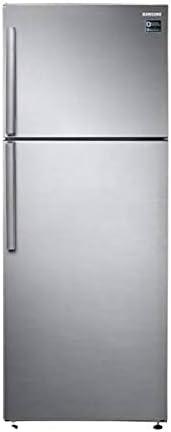Samsung Refrigerator,2 Door,16 Cu. Ft,Inverter,Silver