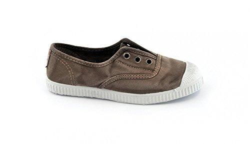 CIENTA 70777 21/27 Beige Unisexe Chaussures en Tissu élastique