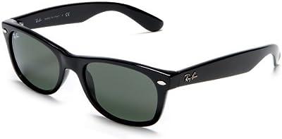 Ray-Ban - gafas de sol RB2132 Mod. 2132 Sole 90158-55 Wayfarer Polarizadas 55 mm