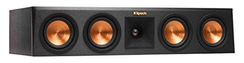 Klipsch RP-440C Center-Lautsprecher, Farbe: schwarz