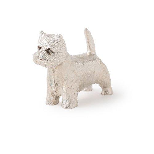 West Highland White Terrier (gro?e) England Kunst-Hunde Abbildung Sammlung (Japan-Import) (Terrier Figur Highland White Hund)