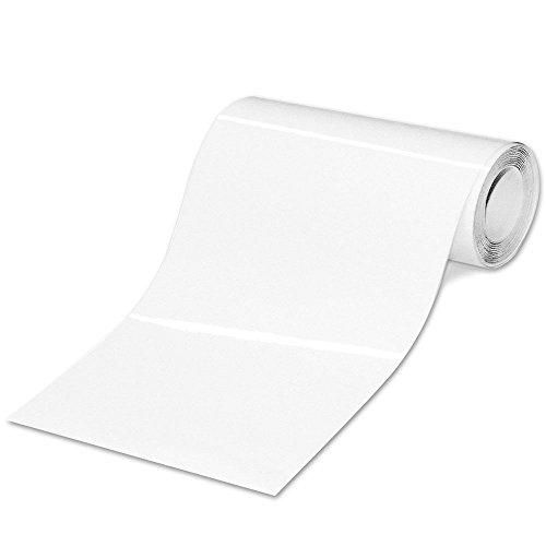 20 m Auto Schutz Film, Automobil Innen Schutzfolie, Türschwellen Kanten Lackschutzfolie Folienblatt für Autofahrzeug (Transparent)