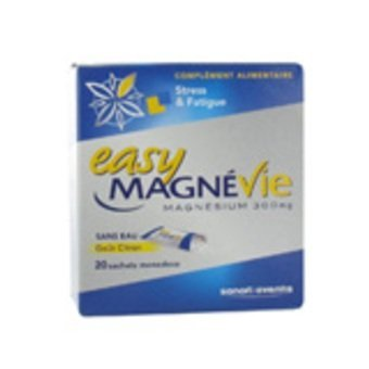 synthelabo-easy-magnevie-20-single-dose-sachets-of-magnesium-300-mg