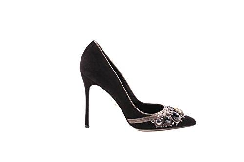 sergio-rossi-mujer-a73101210-negro-gamuza-zapatos-altos