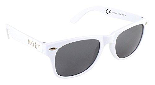 Preisvergleich Produktbild Moët & Chandon Ice Impérial Sonnenbrille Moet Champagner Beach Strand Party Day Design Stylisches Sommer Urlaub Accessoire