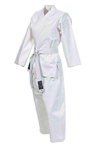 Gimer karate gi kimono, bianco, 160 cm