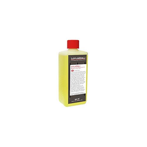LotusGrill - Gel accendifuoco, 500 ml, Nero
