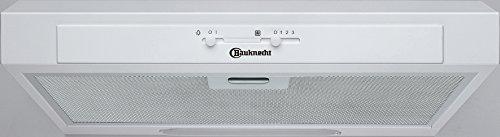 Bauknecht DC 5460 WS Unterbauhaube / 60 cm / 4 Leistungsstufen / weiß