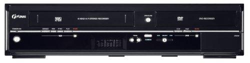 Funai WD6D-M101 DVD-VHS-Player und Recorder (1-er Stück)