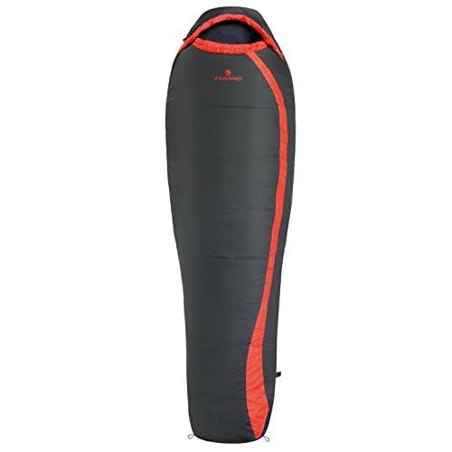 31JmDk3JPKL. SS500  - Ferrino  Nightec 300 Unisex Outdoor Sleeping Bag available in Grey - 220 x 80 x 55 cm