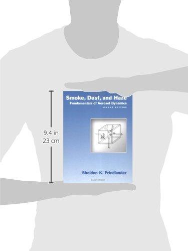 Smoke, Dust, and Haze: Fundamentals of Aerosol Dynamics (Topics in Chemical Engineering)