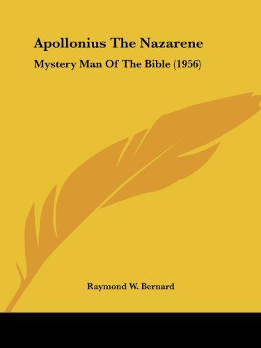 Apollonius the Nazarene: Mystery Man of the Bible (1956)