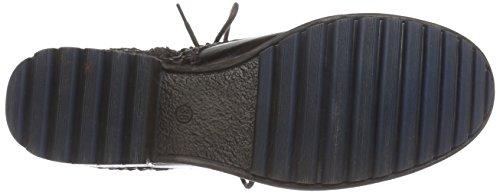 CAFèNOIR Damen Biker Boots Braun (048 T.MORO)