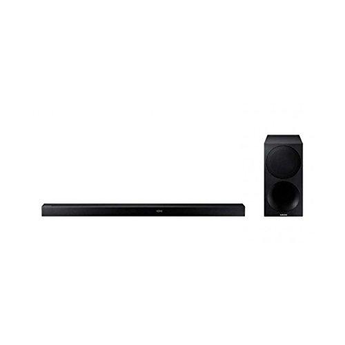Samsung HW-M550 - Barra de Sonido inalámbrica con 340 W de Potencia, Color Negro