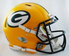 NFL Green Bay Packers Speed Authentic Football Helmet
