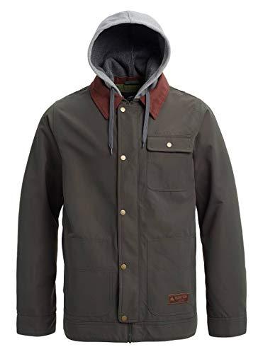 Burton Herren Dunmore Jacket Snowboardjacke, Forest Night, L